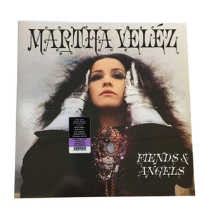 Martha Velez: Fiends and Angels 12""