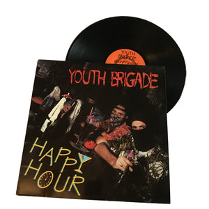 "Youth Brigade: Happy Hour 12"" (used)"