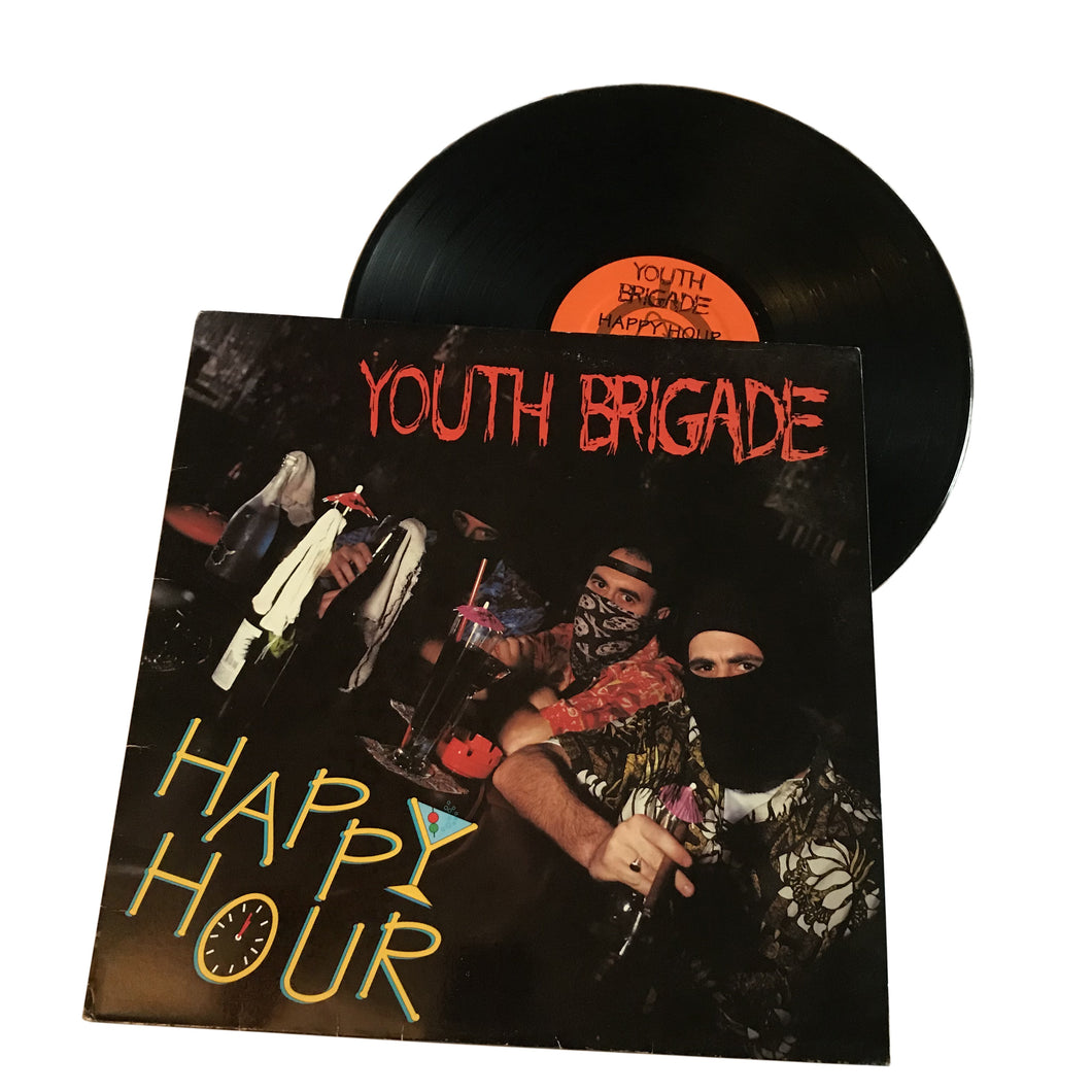 Youth Brigade: Happy Hour 12
