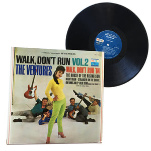 "The Ventures: Walk, Don't Run Vol. 2 12"" (used)"