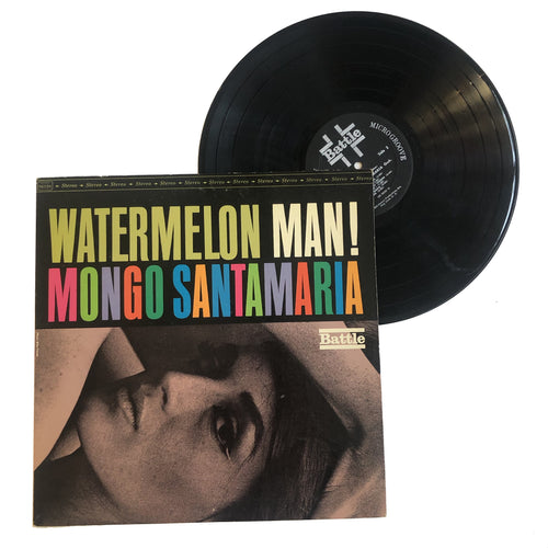 Mongo Santamaria: Watermelon Man! 12