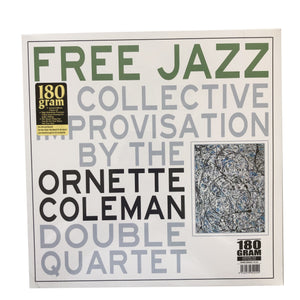 "Ornette Coleman: Free Jazz 12"" (new)"