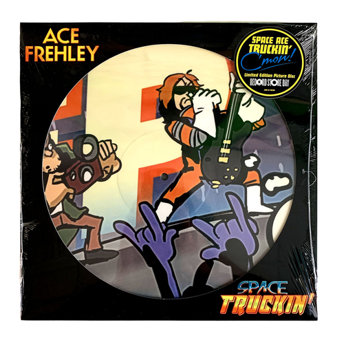 Ace Frehley: Space Truckin' 12