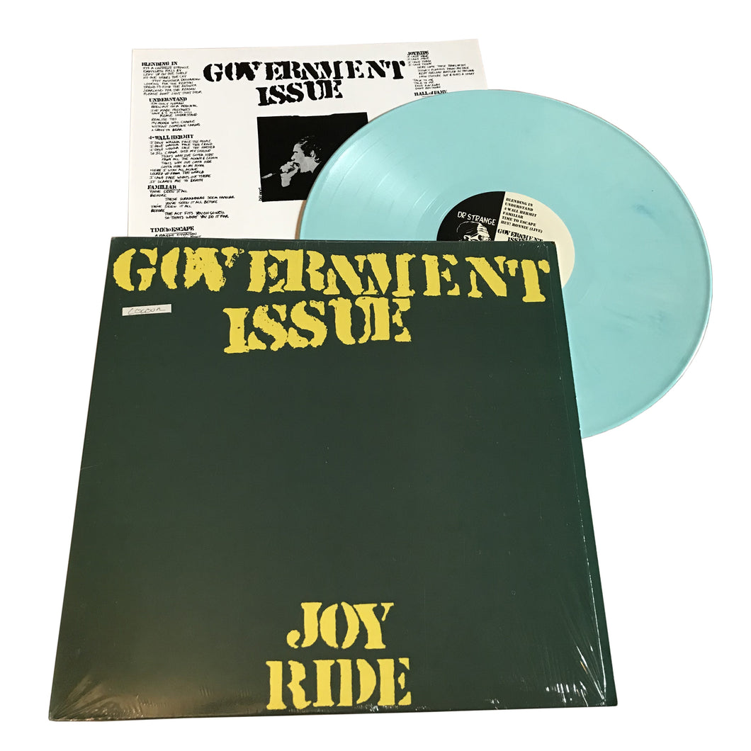 Government Issue: Joy Ride 12