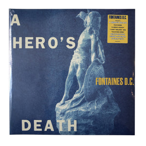 "Fontaines D.C.: A Hero's Death 12"" (deluxe edition)"