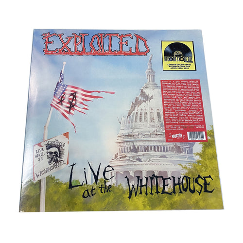 The Exploited: Live at the Whitehouse 12