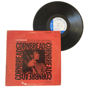 "Lee Morgan: Cornbread 12"" (used)"