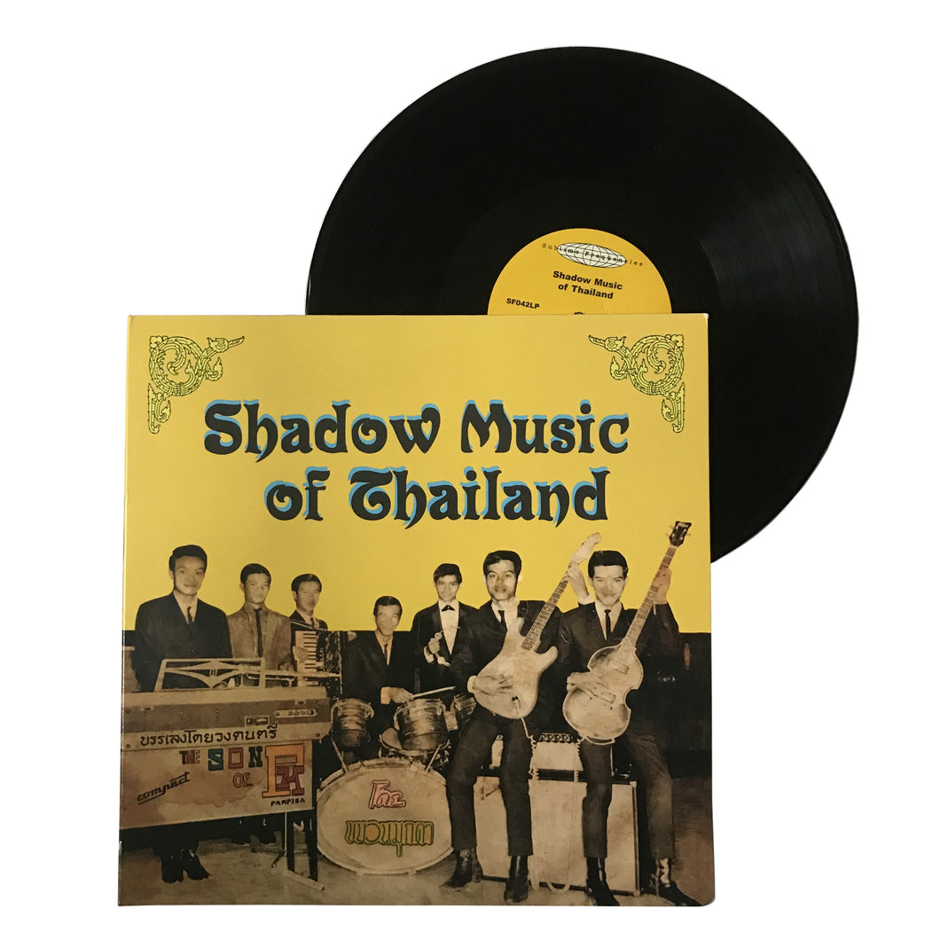 Various Artists: Shadow Music Of Thailand 12