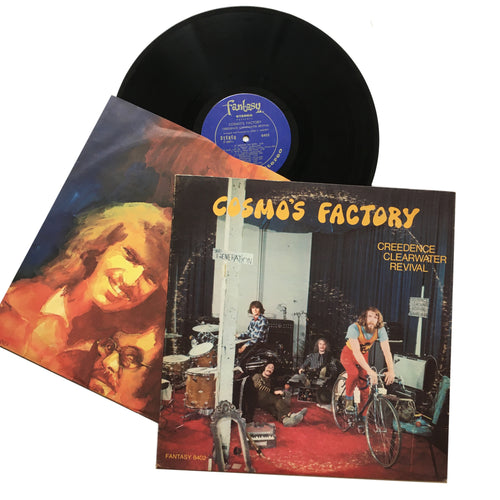 Creedence Clearwater Revival: Cosmo's Factory 12