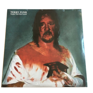 Terry Funk: Tougher than Shoe Leather 12""