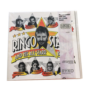 "Ringo Starr: And His All-Starr Band 12"" (used)"