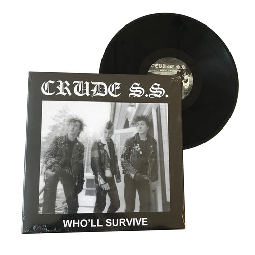 Crude SS: Who'll Survive 12