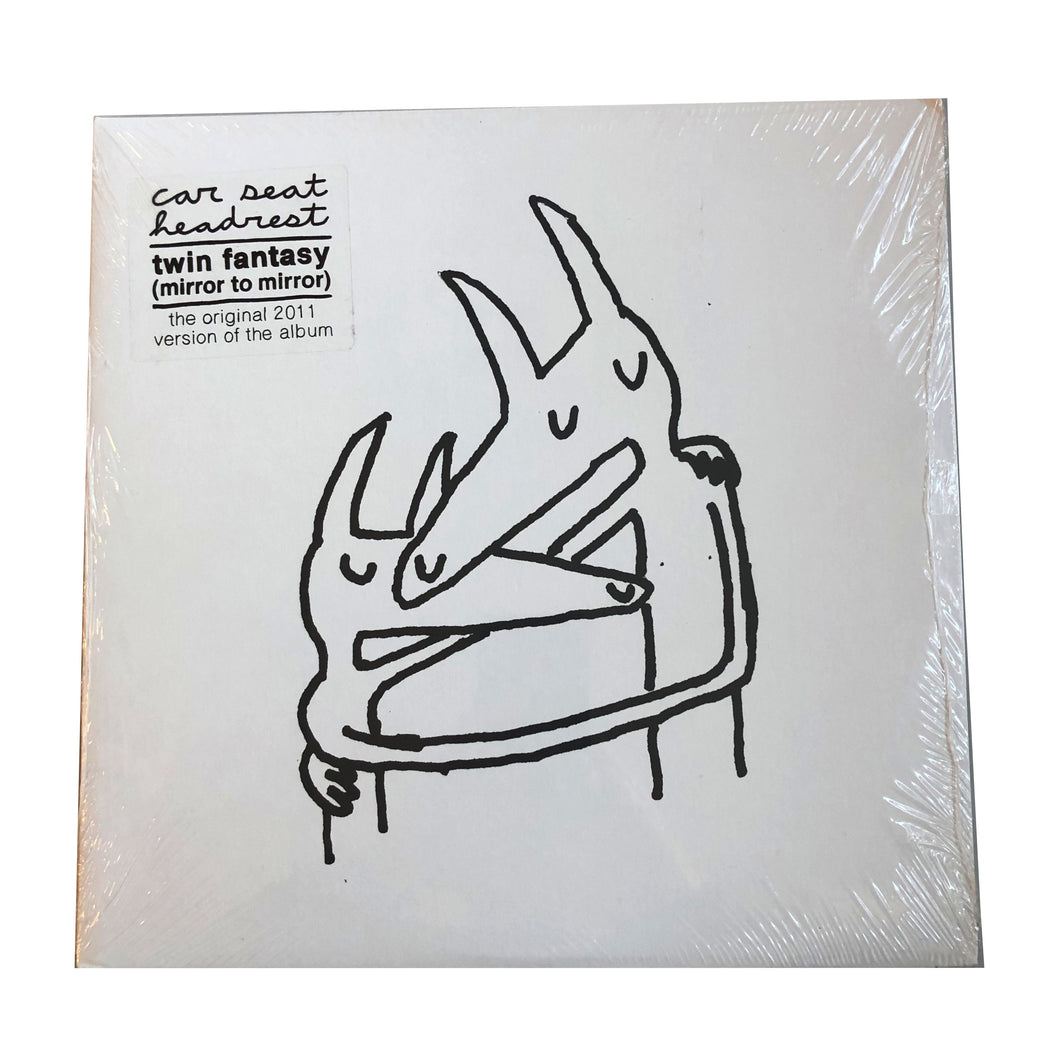 Car Seat Headrest: Twin Fantasy (Mirror to Mirror) 12