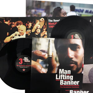 "Manlifting Banner: Discography 12"" (new)"