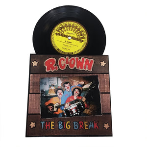 R. Clown: The Big Break 7""