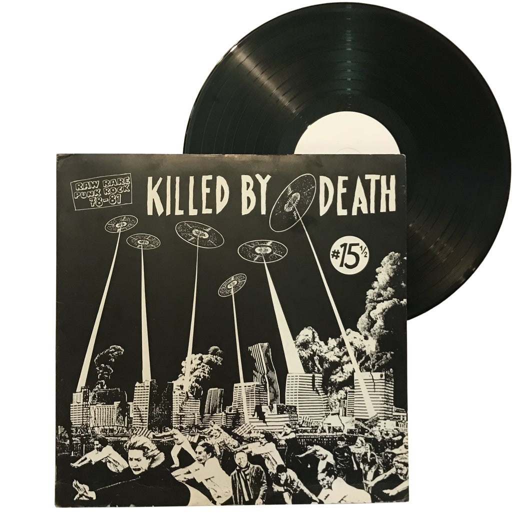 V/A: Killed By Death #15 1/2 12