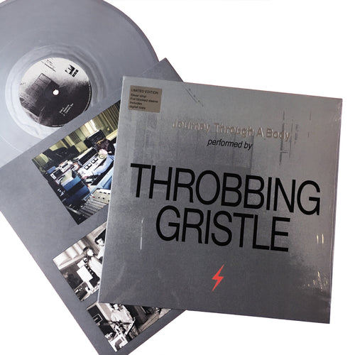 Throbbing Gristle: Journey Through a Body 12