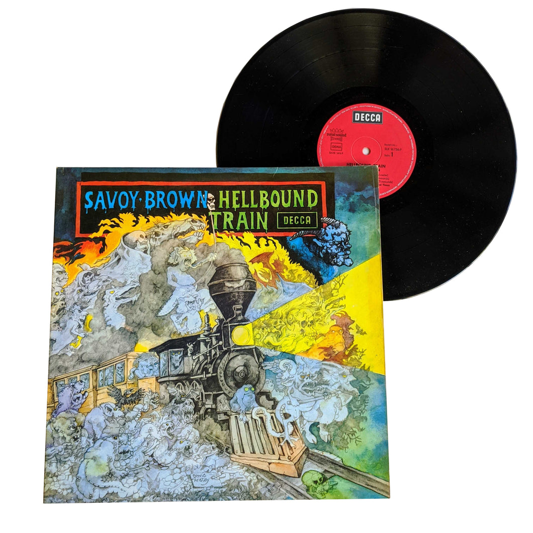 Savoy Brown: Hellbound Train 12
