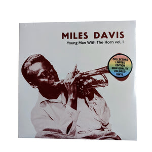Miles Davis: Young Man with a Horn 12""