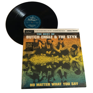 "Butch Engle & The Styx: B/O 12"" (used)"