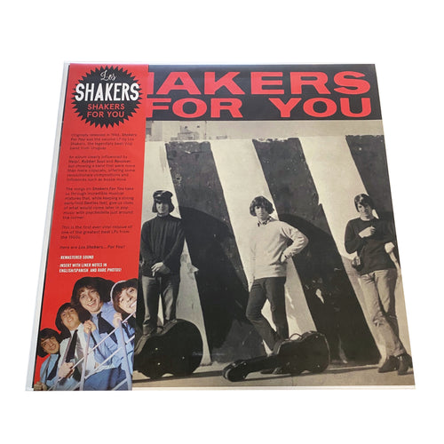 Los Shakers: Shakers For You 12