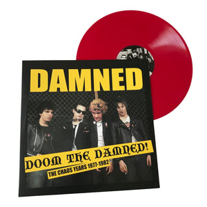 The Damned: Doom The Damned! 12""