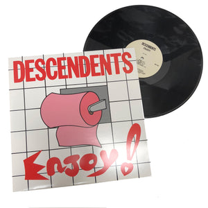 Descendents: Enjoy! 12""