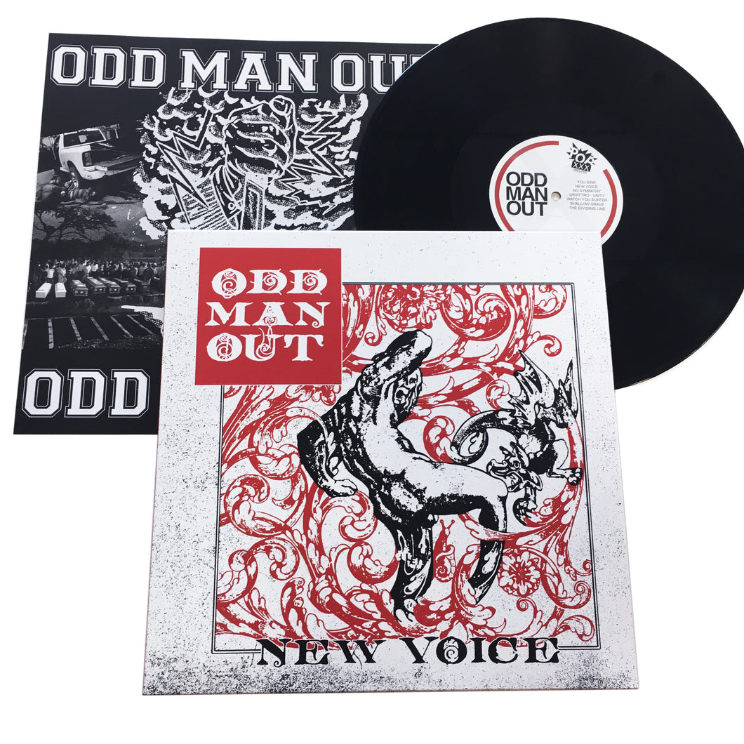 Odd Man Out: New Voice 12