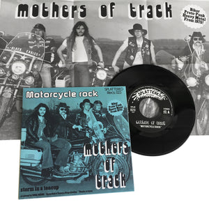 Mothers of Track: Motorcycle Rock 7""