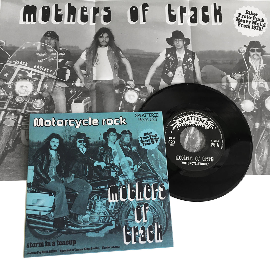 Mothers of Track: Motorcycle Rock 7