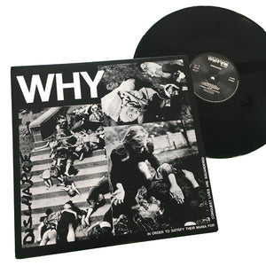 "Discharge: Why? 12"" (new)"