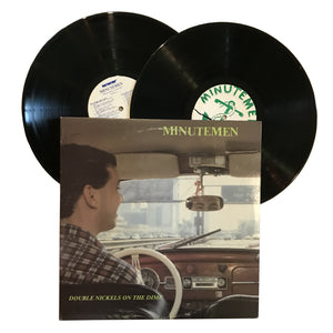 "Minutemen: Double Nickels On The Dime 12"" (used)"
