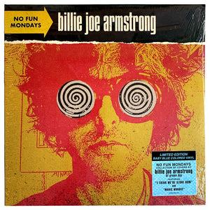 Billie Joe Armstrong: No Fun Mondays 12""