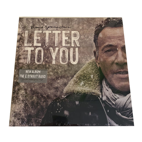 Bruce Springsteen: Letter To You 12