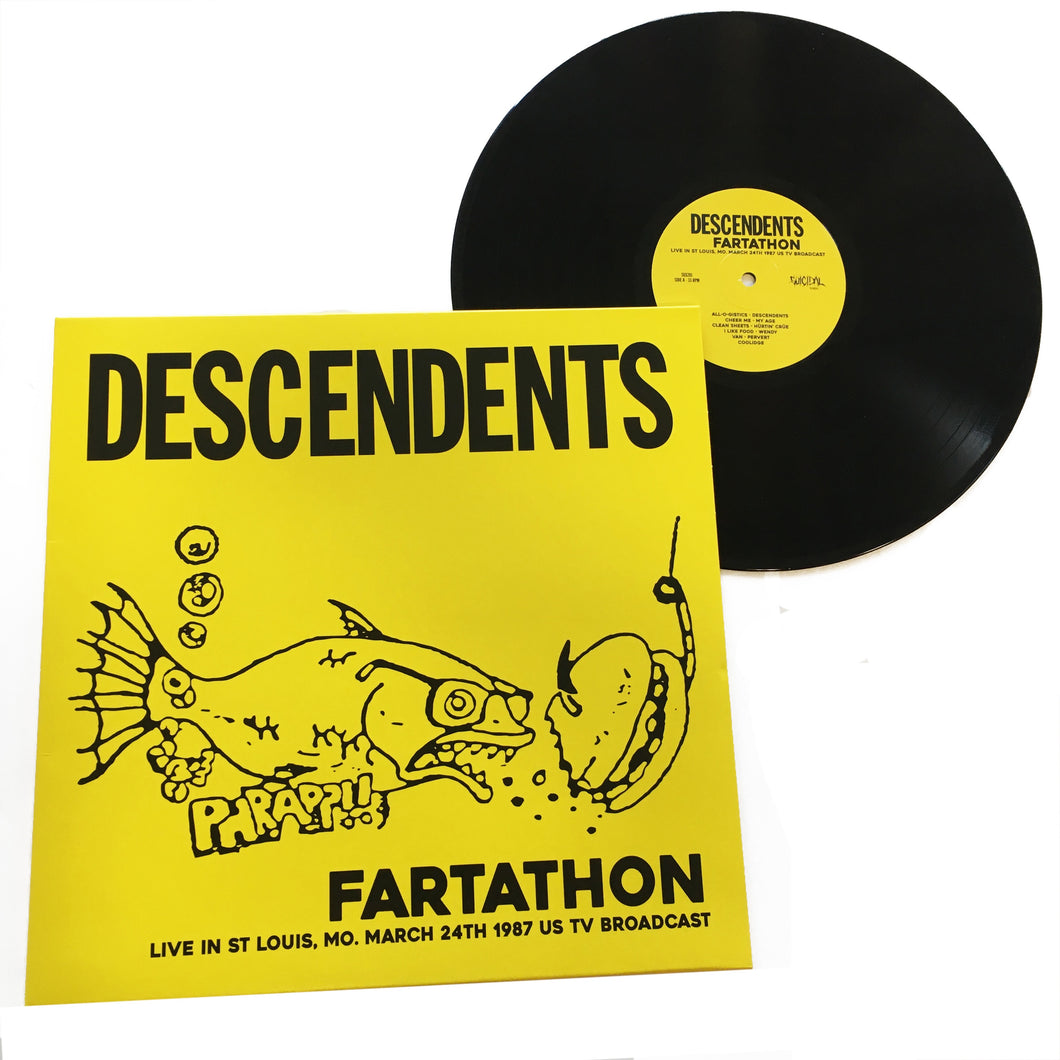 Descendents: Fartathon: Live St. Louis, MO 1987 12