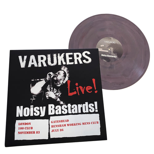 Varukers: Noisy Bastards! - Live 12