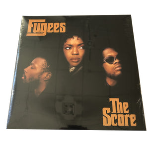 The Fugees: The Score 12""