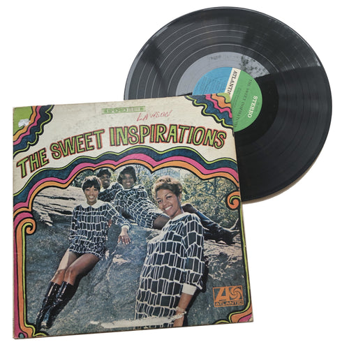 The Sweet Inspirations: S/T 12