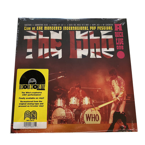 The Who: A Quick Live One 12