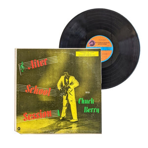 "Chuck Berry: After School Session 12"" (used)"