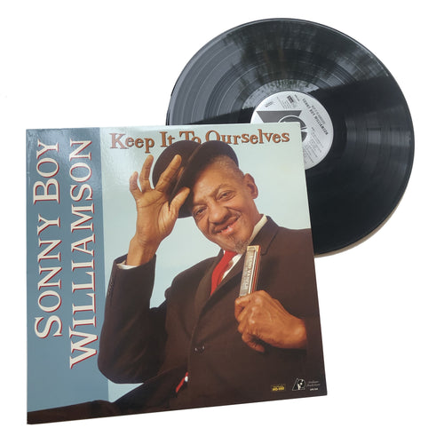 Sonny Boy Williamson: Keep It to Ourselves 12