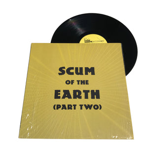 "Various: Scum Of The Earth (Part Two) 12"" (used)"
