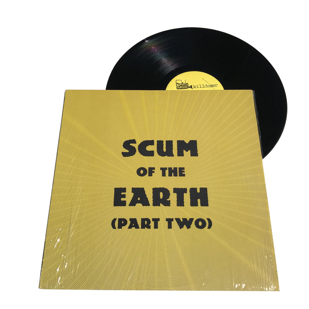 Various: Scum Of The Earth (Part Two) 12