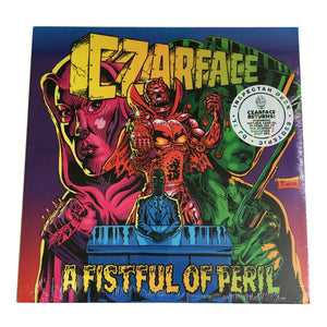 Czarface: A Fistful Of Peril 12""
