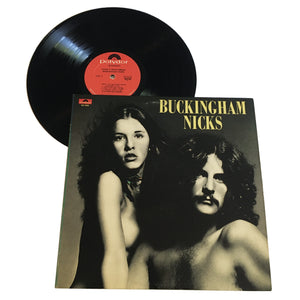"Buckingham Nicks: S/T 12"" (used)"