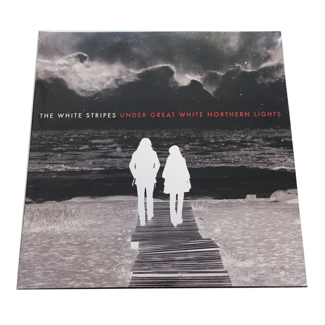 The White Stripes: Under the Great White Northern Lights 12