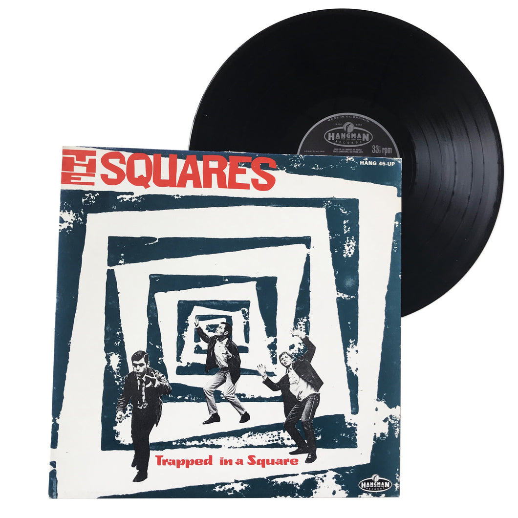 The Squares: Trapped In A Square 12