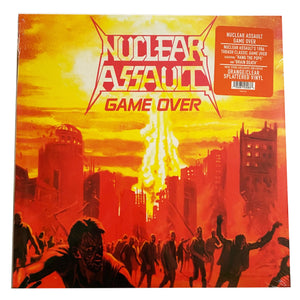 Nuclear Assault: Game Over 12""