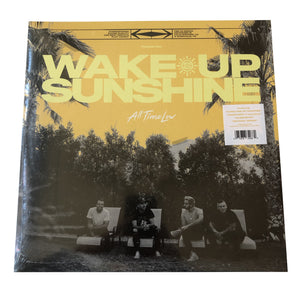 All Time Low: Wake Up, Sunshine 12""