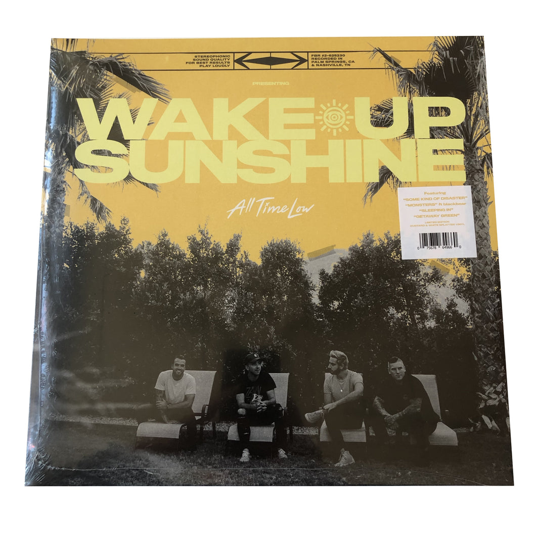All Time Low: Wake Up, Sunshine 12